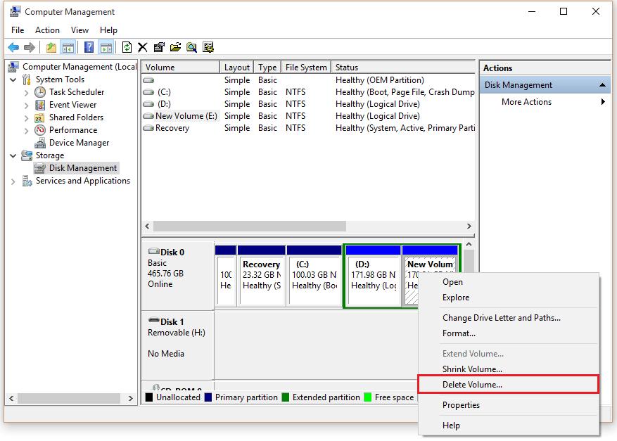 delete-hard-drive-partition-win-10