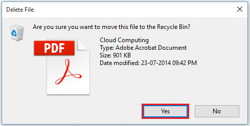 delte-confirmation-recycle-bin
