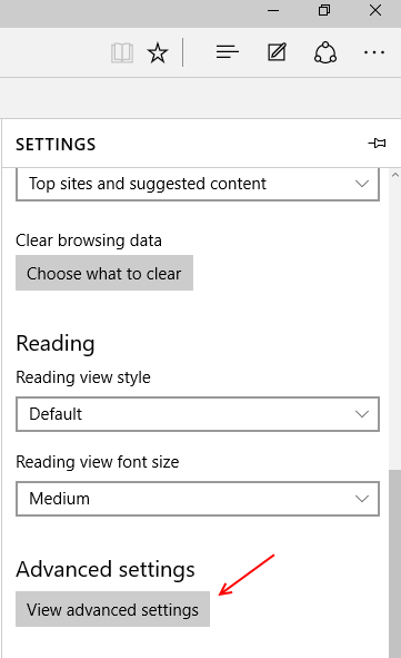 edge-view-advanced-settings