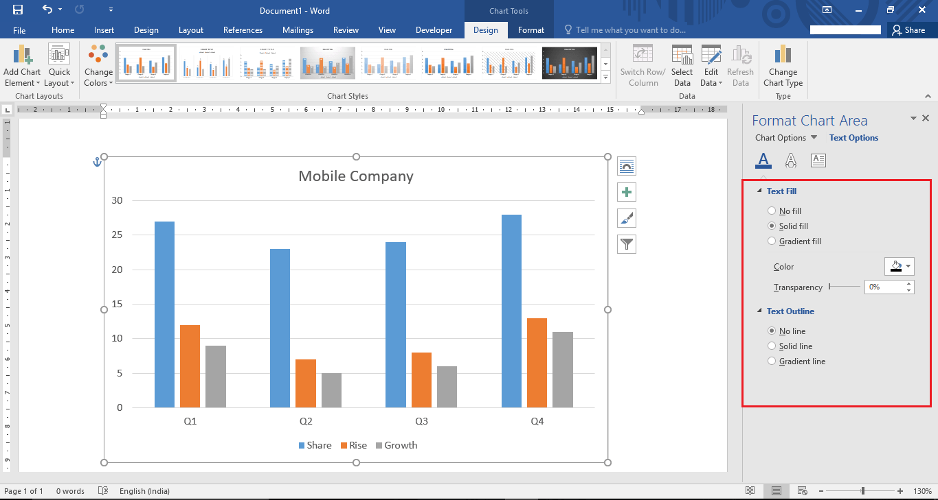 How to edit insert a chart in microsoft word 2016 edit insert chart microsoft word 2016 11 ccuart Image collections