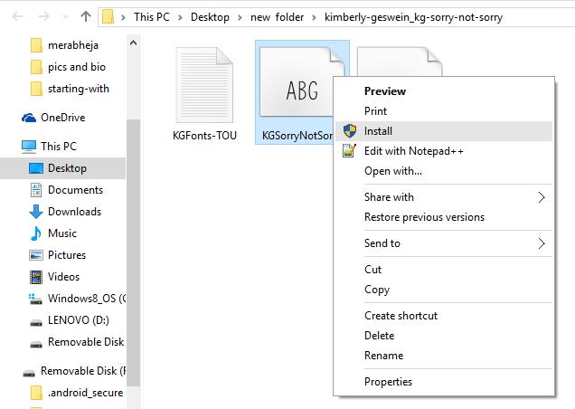 install-fonts-windows-10