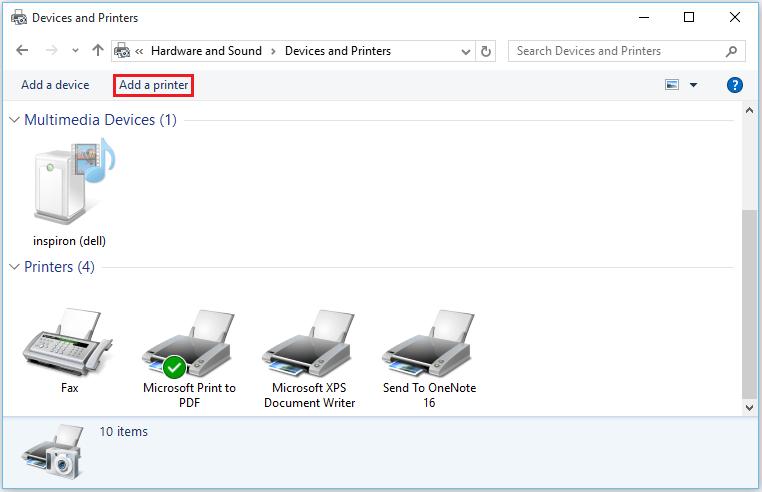 install-printer-windows-10-3