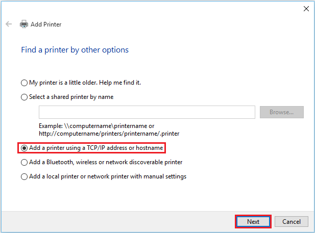 install-printer-windows-10-5