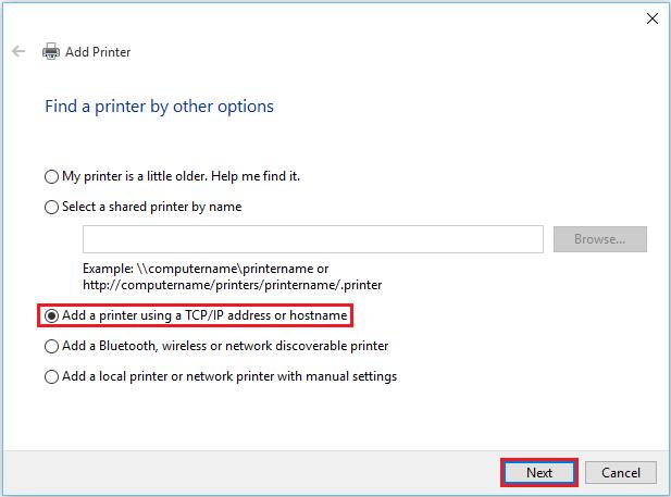 install-printer-windows-10-5