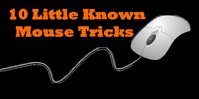 10 bí quyết giúp bạn sử dụng chuột máy tính tốt nhất 1
