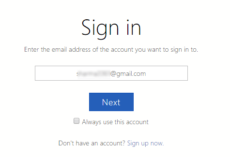 onedrive-log-in