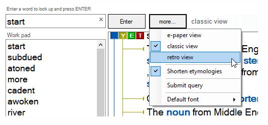 Thesage Offline Dictionary