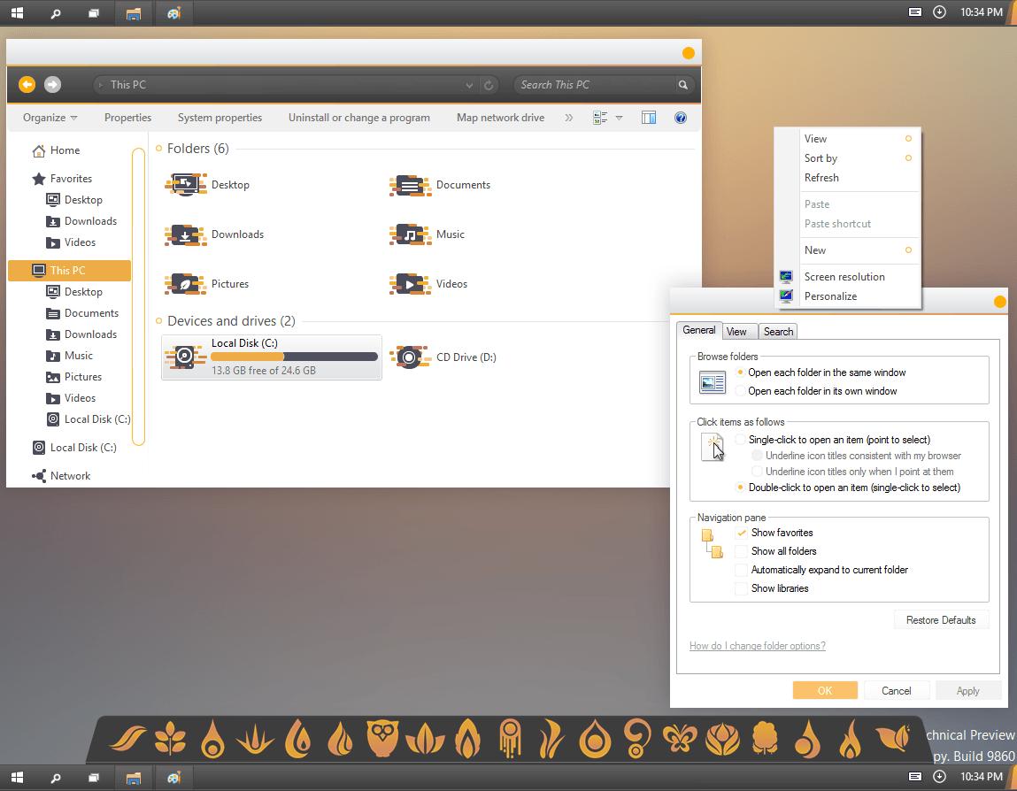 unity_inspired-windows-10-best-theme-min