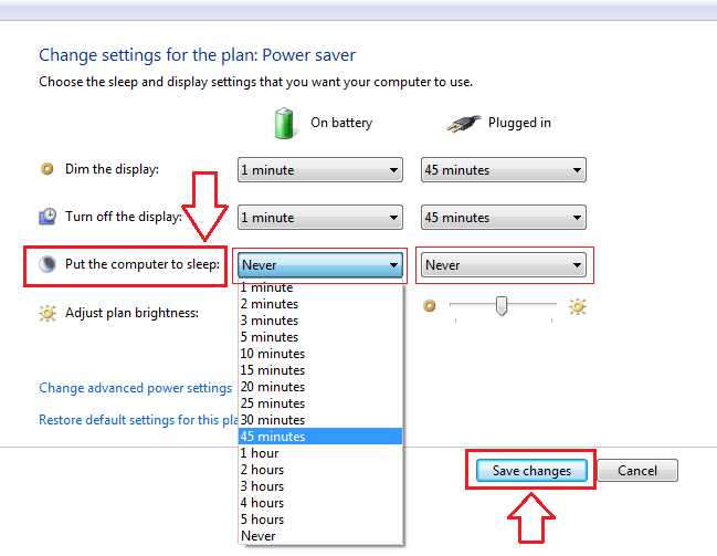 8powerSettings