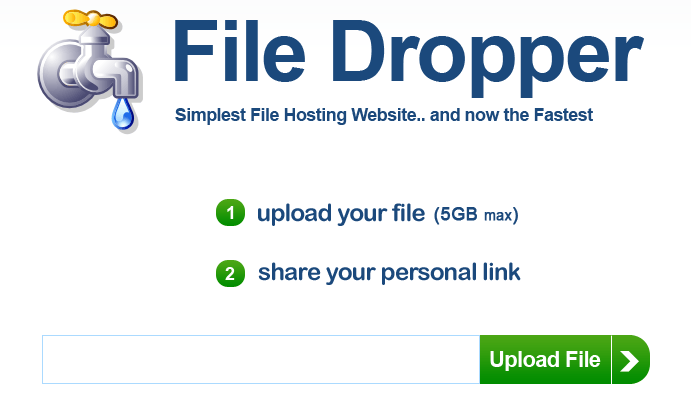 9 Best Anonymous File sharing sites : No registration required