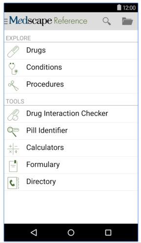 medscape-offline-app