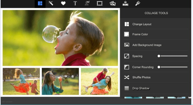 top 10 best free photo collage maker tools