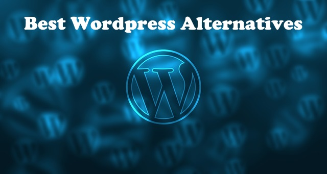 12 Open Source Alternatives to wordpress cms
