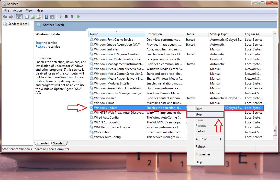 download windows 7 update agent