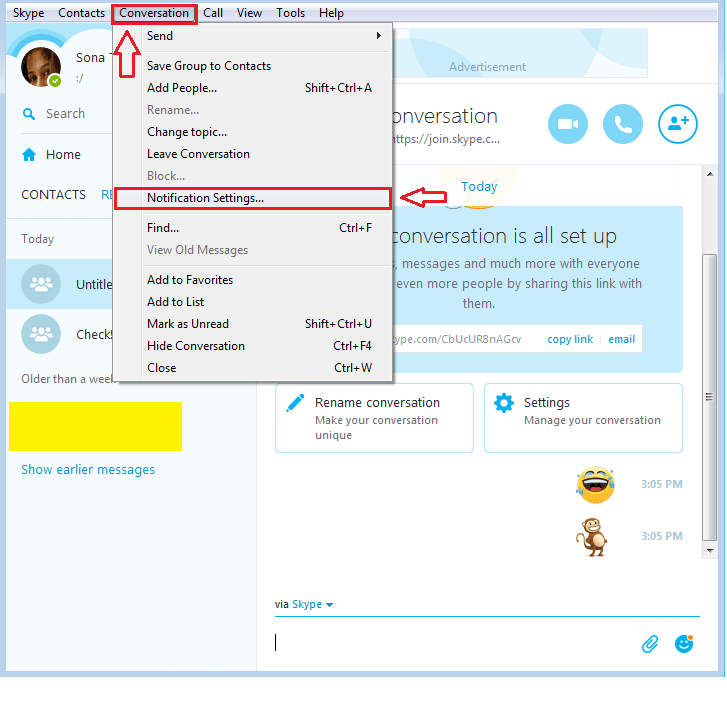 Adult skype contacts