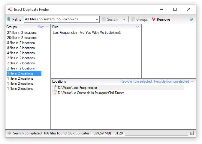Exact_Duplicate_Finder-tool