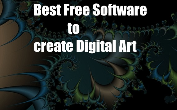 Top Free Online Offline Software For Creating Digital Art