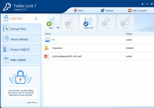 16 Best Free Folder Lock Software For Windows