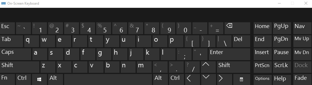 Top 8 Best Free On Screen Virtual Keyboards for windows