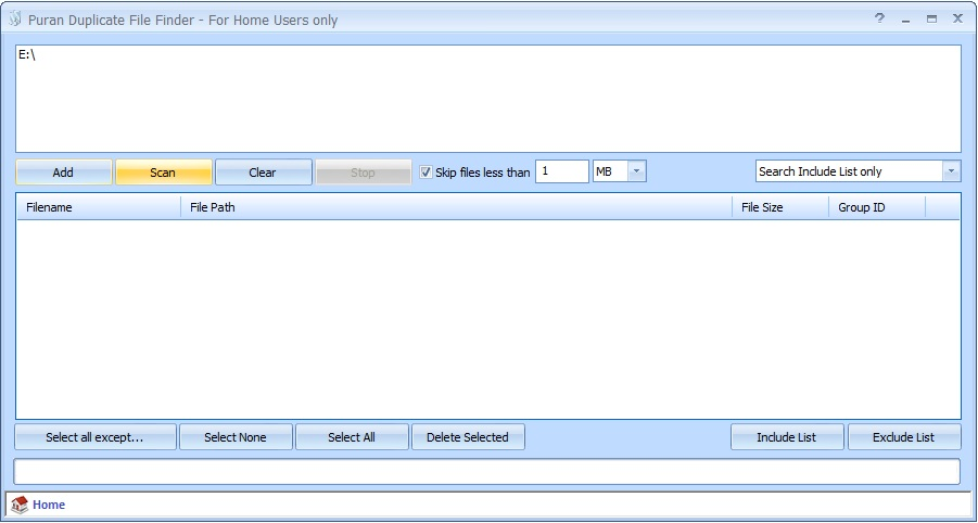 puran-software-DuplicateFileFinder