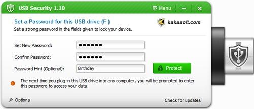 usb_encrypt-kakasoft