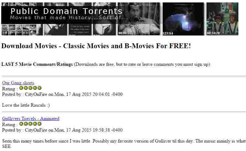 www.publicdomaintorrents.info