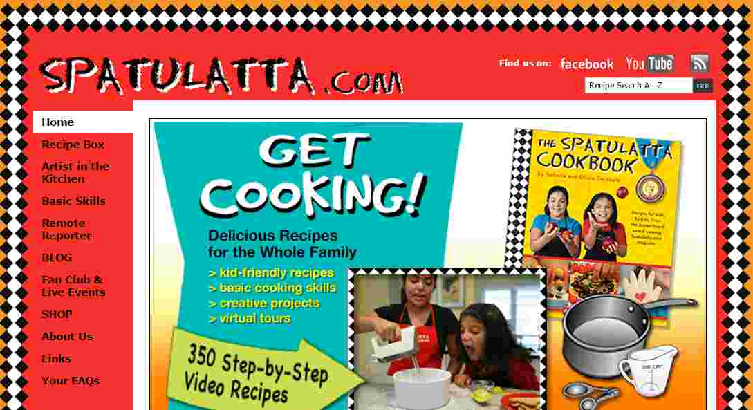 www.spatulatta.com