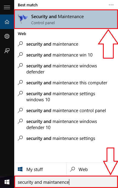 1securityMaintanence