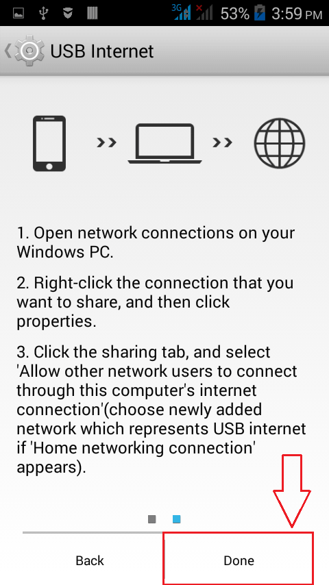 Share Your Windows Internet With Your Android Phone VIA USB