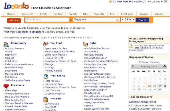 Top 31 Classifieds websites in USA