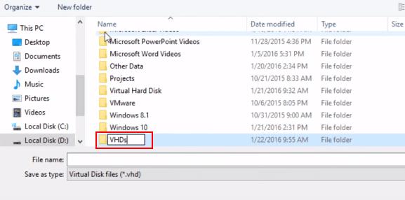 Name Of Vhd Folder 1 Min