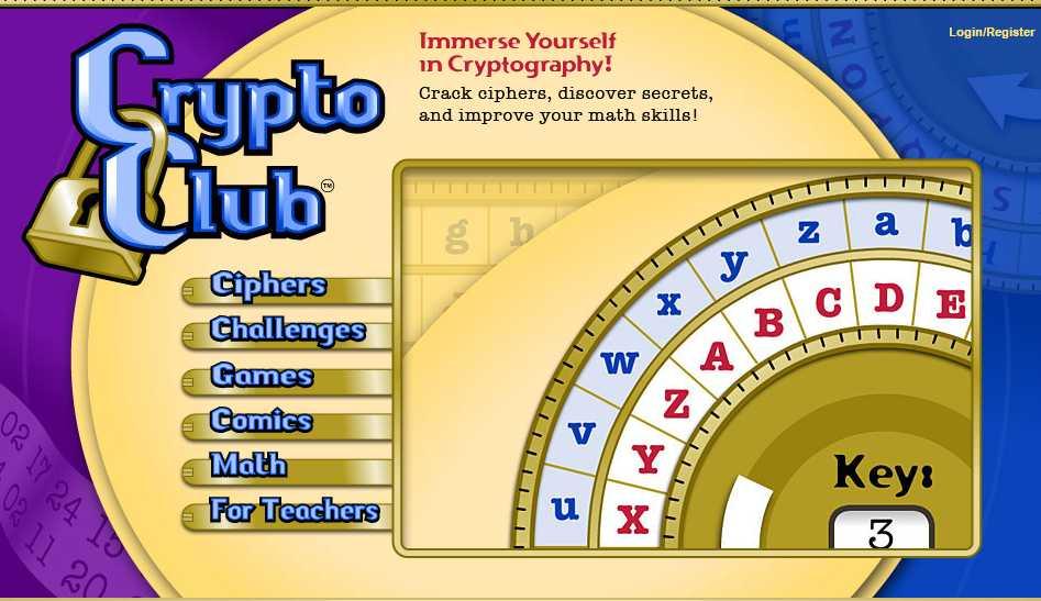 www.cryptoclub.org
