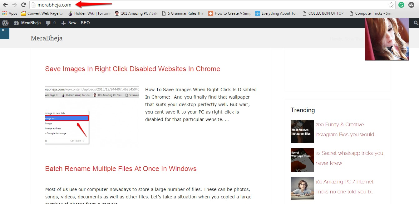 6 Ways To Enable Right Click On Websites That Have Disabled It