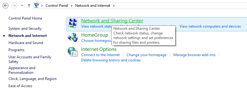 opening_network and sharing ceneter