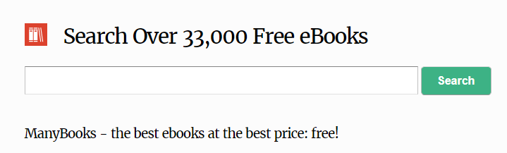 Many Books Free Ebooks