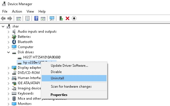 uninstall-usb-driver