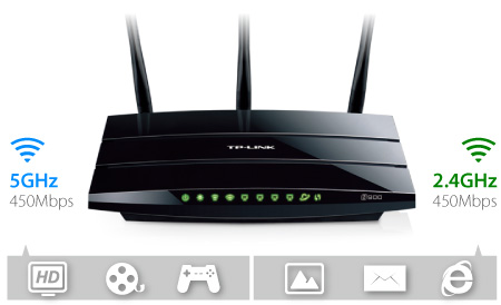 dual-band-router