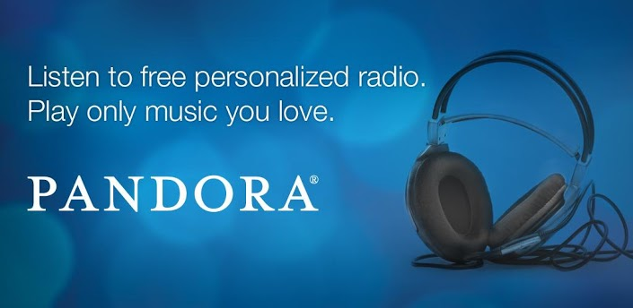 pandora-music-streaming-sites