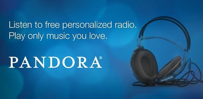 pandora-music-streaming-sites