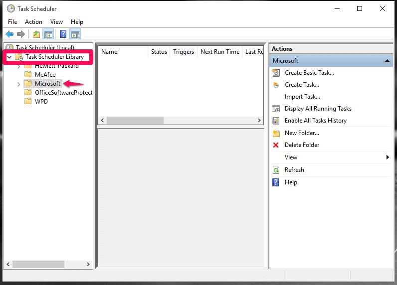 task scheduler library