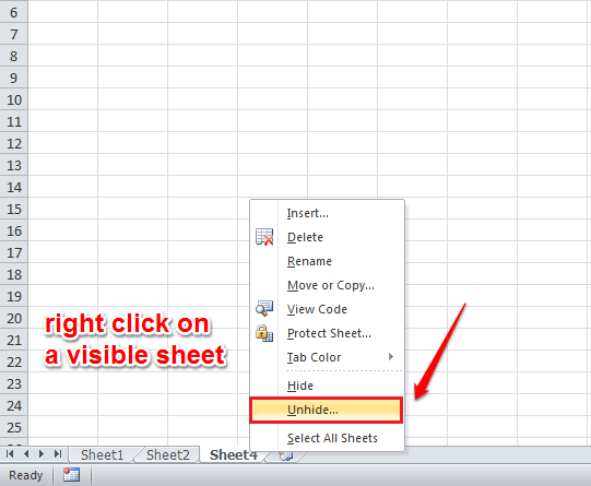 how to add gridlines in excel