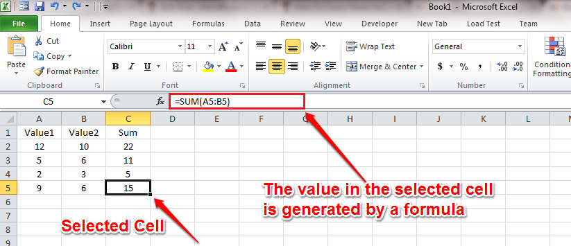 excel how to copy and paste formulas without change