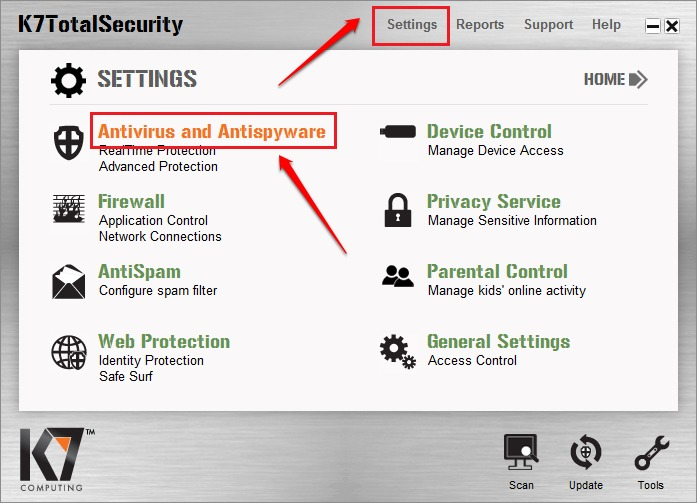 how to stop antivirus from blocking a file