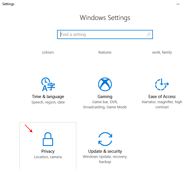Windows 10privacy