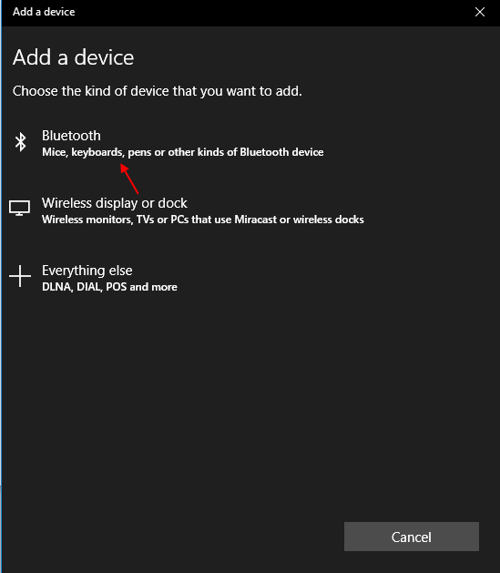 Add Bluetooth Device Windows 10 11