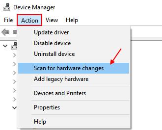 Uninstall Display Drivers Windows 10