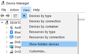 Show Hidden Devices Min