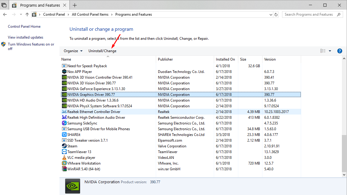 Fix Video_TDR_Failure (nvlddmkm sys) on Windows 10 [Solved]