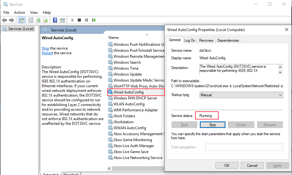 Fix Wi-Fi doesn't have a valid IP configuration in Windows 10