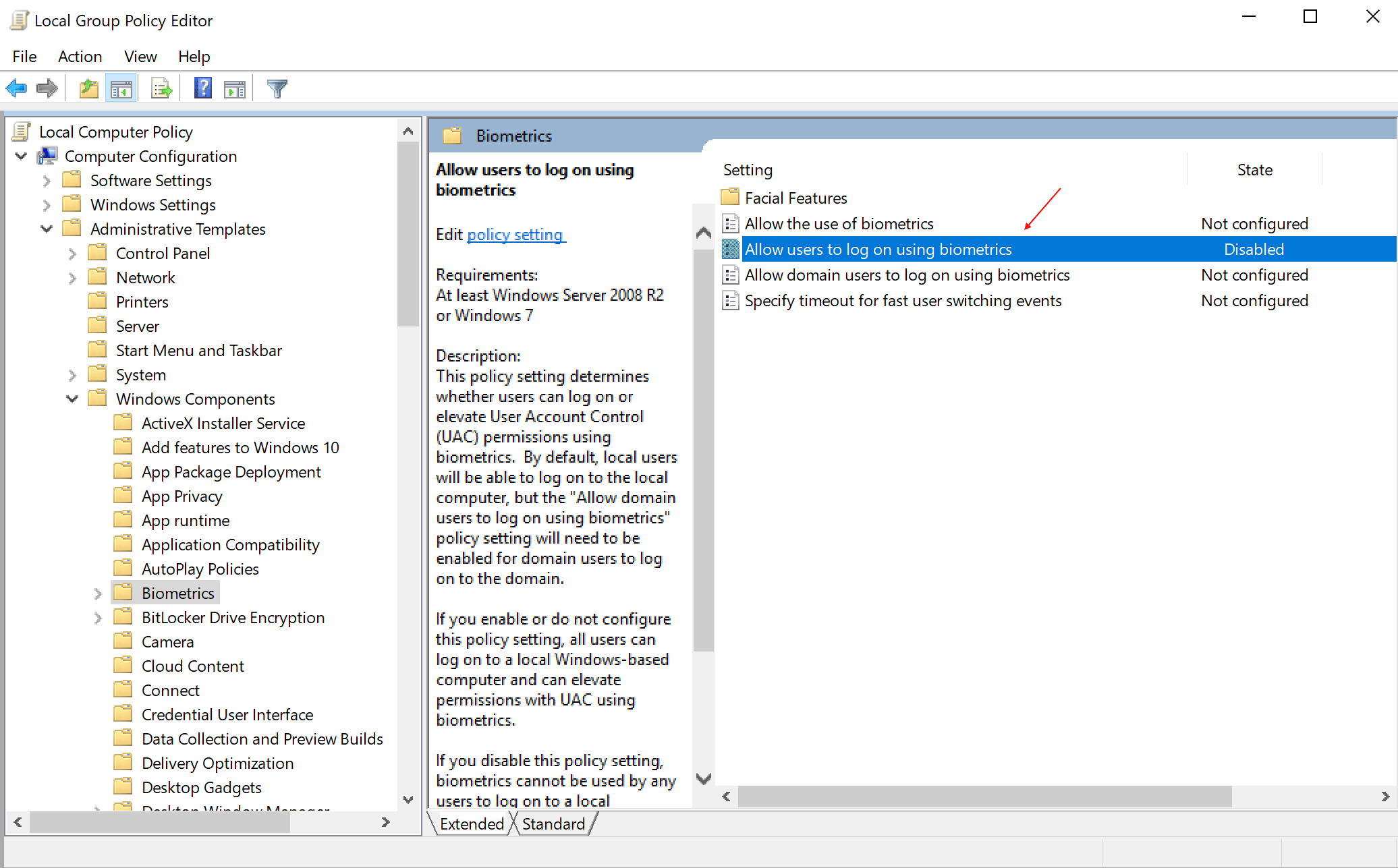 Solved] Windows Hello Isn't Available on This Device Error